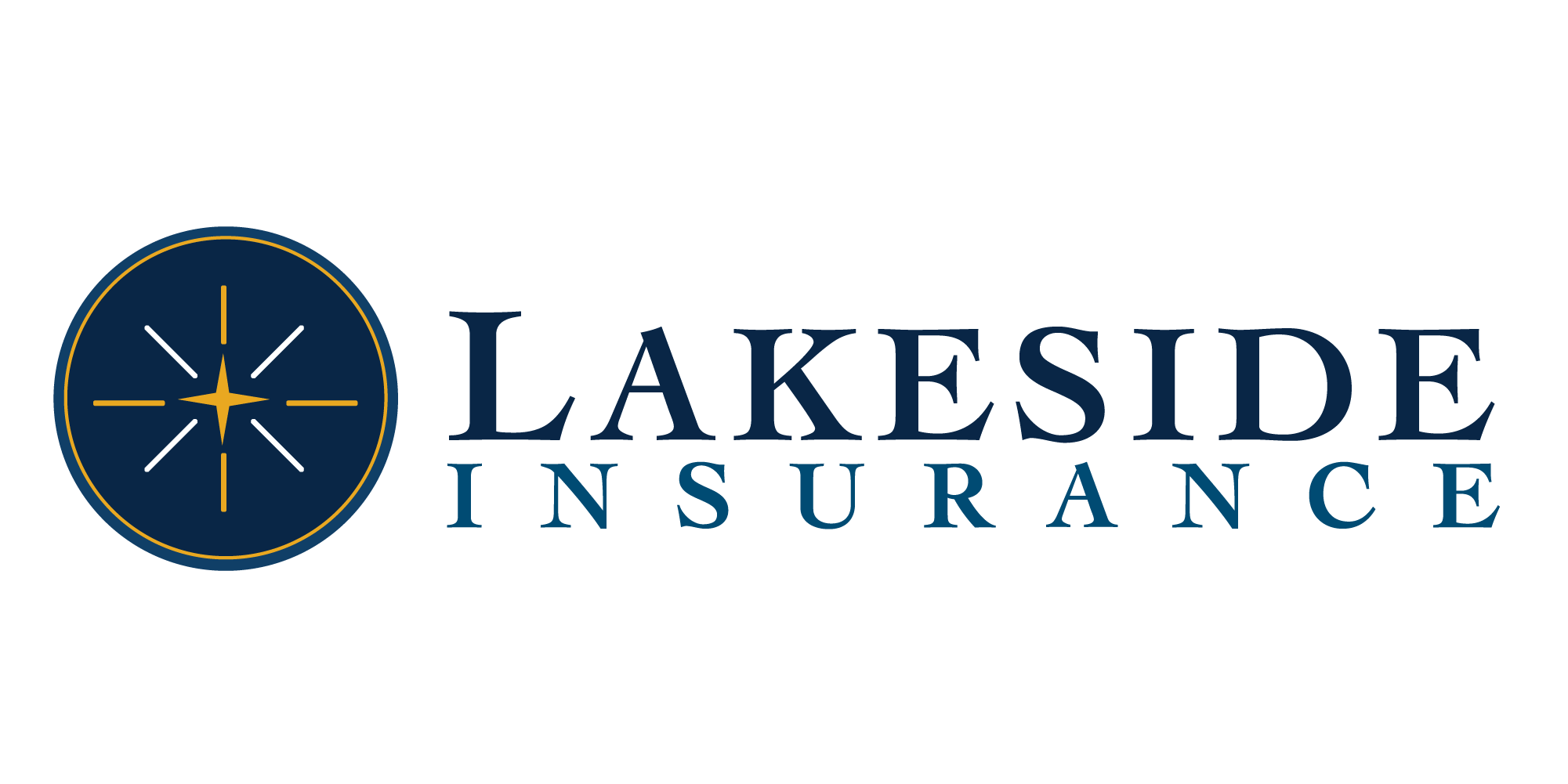Lakeside Insurance logo