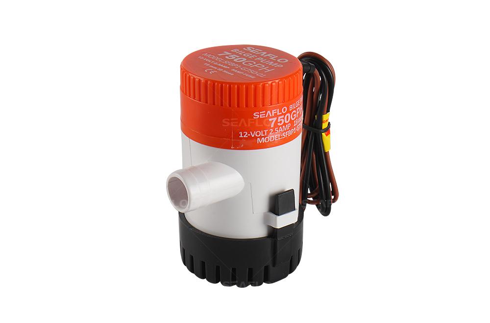 750gph Bilge Pump