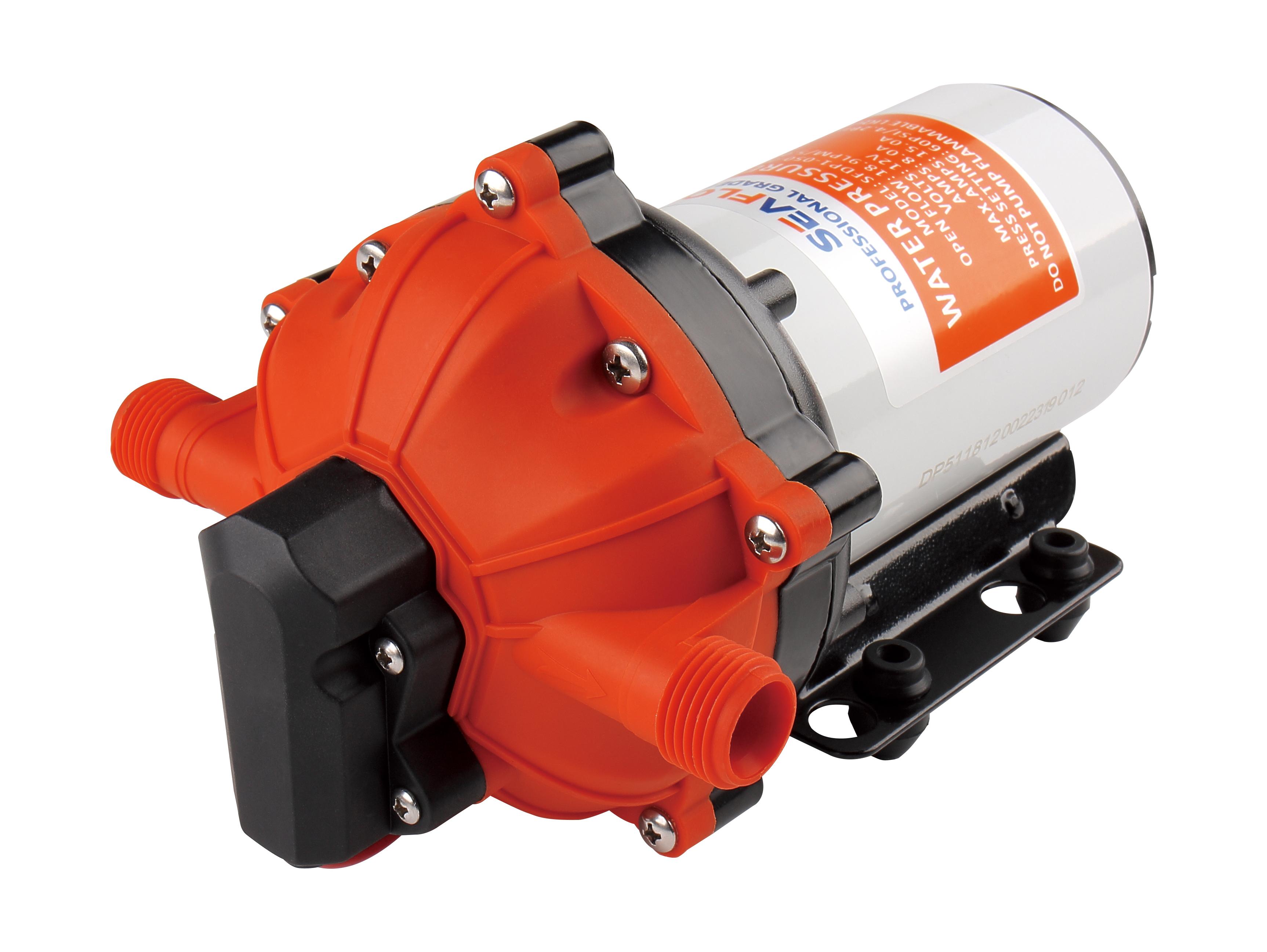 NEW 51 Series Diaphragm Pump