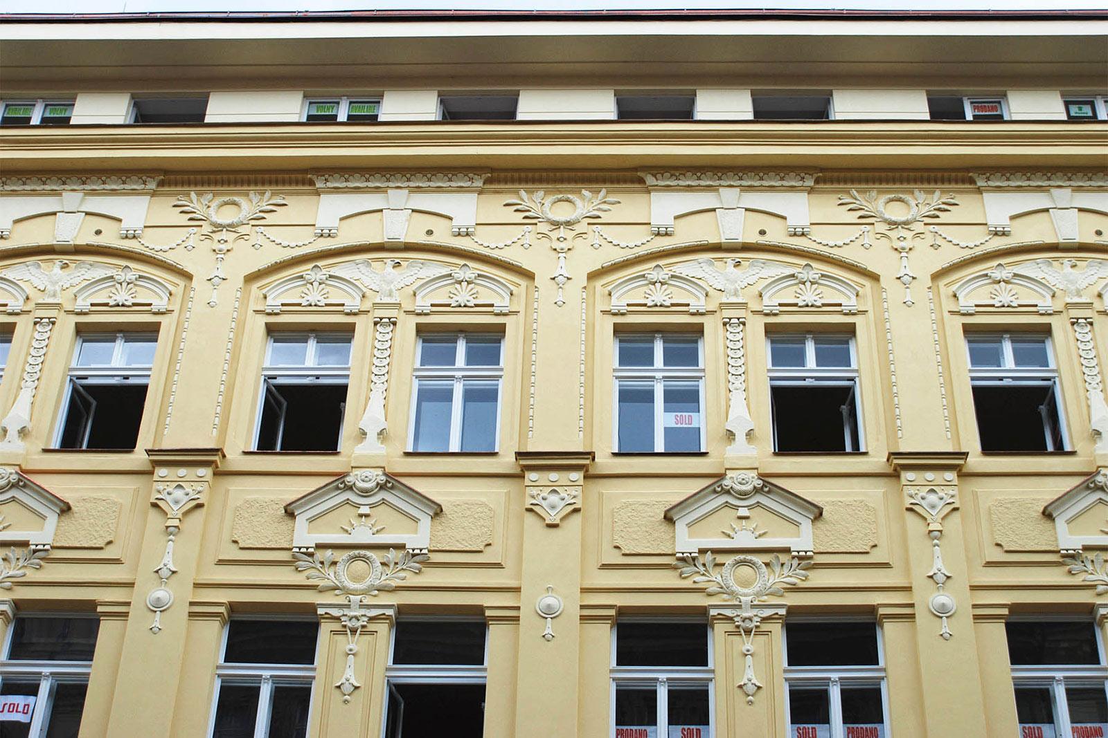 Bytový dům Mělnická