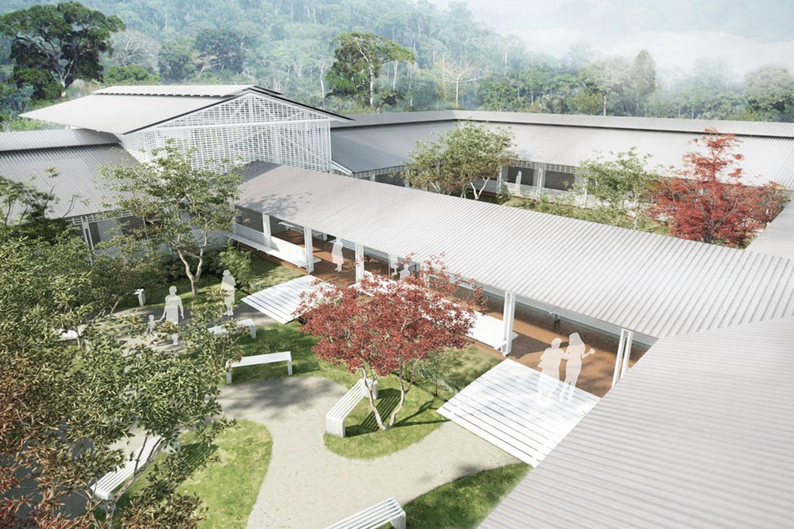 Typová nemocnice pro Afriku
