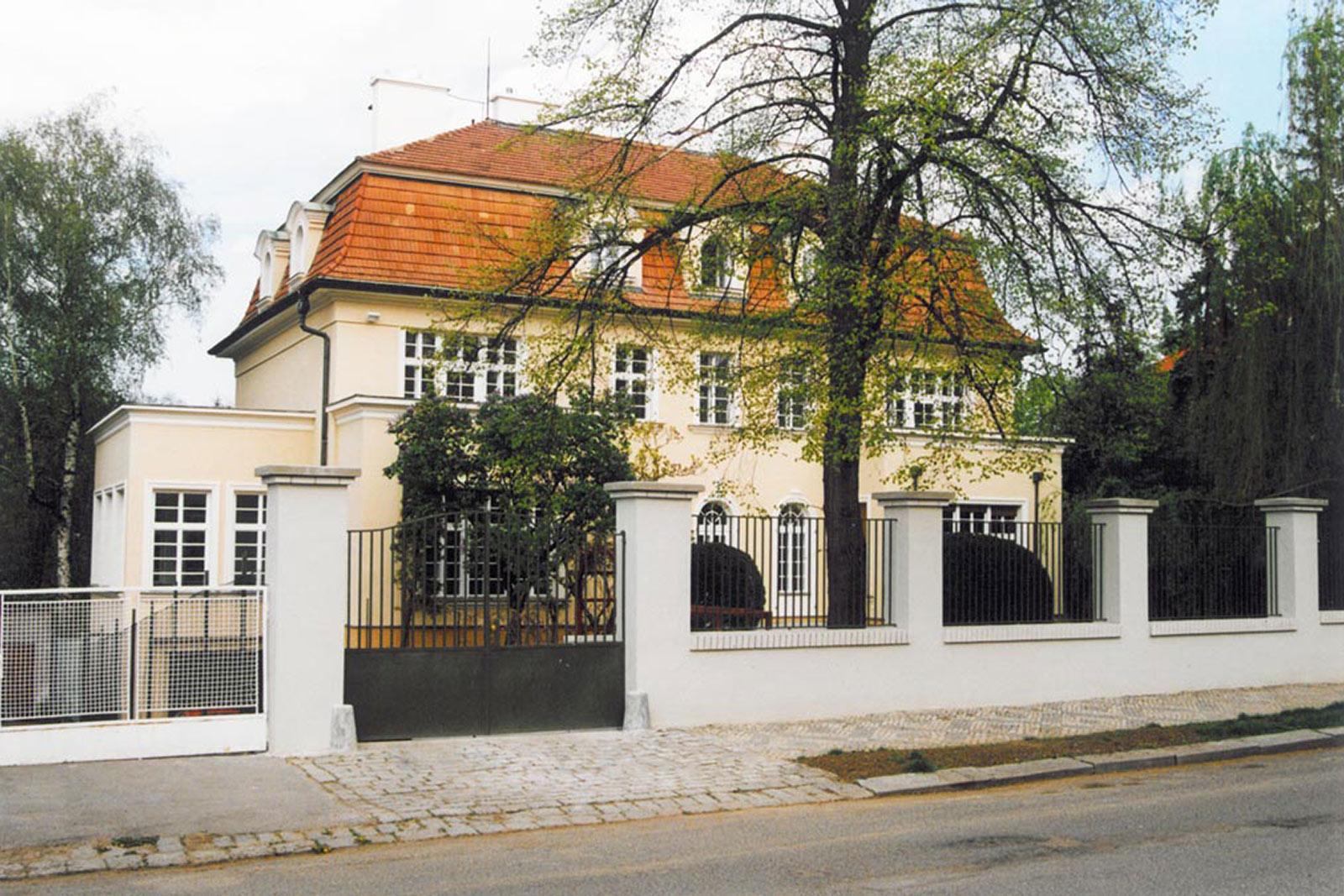 Vila Bubeneč