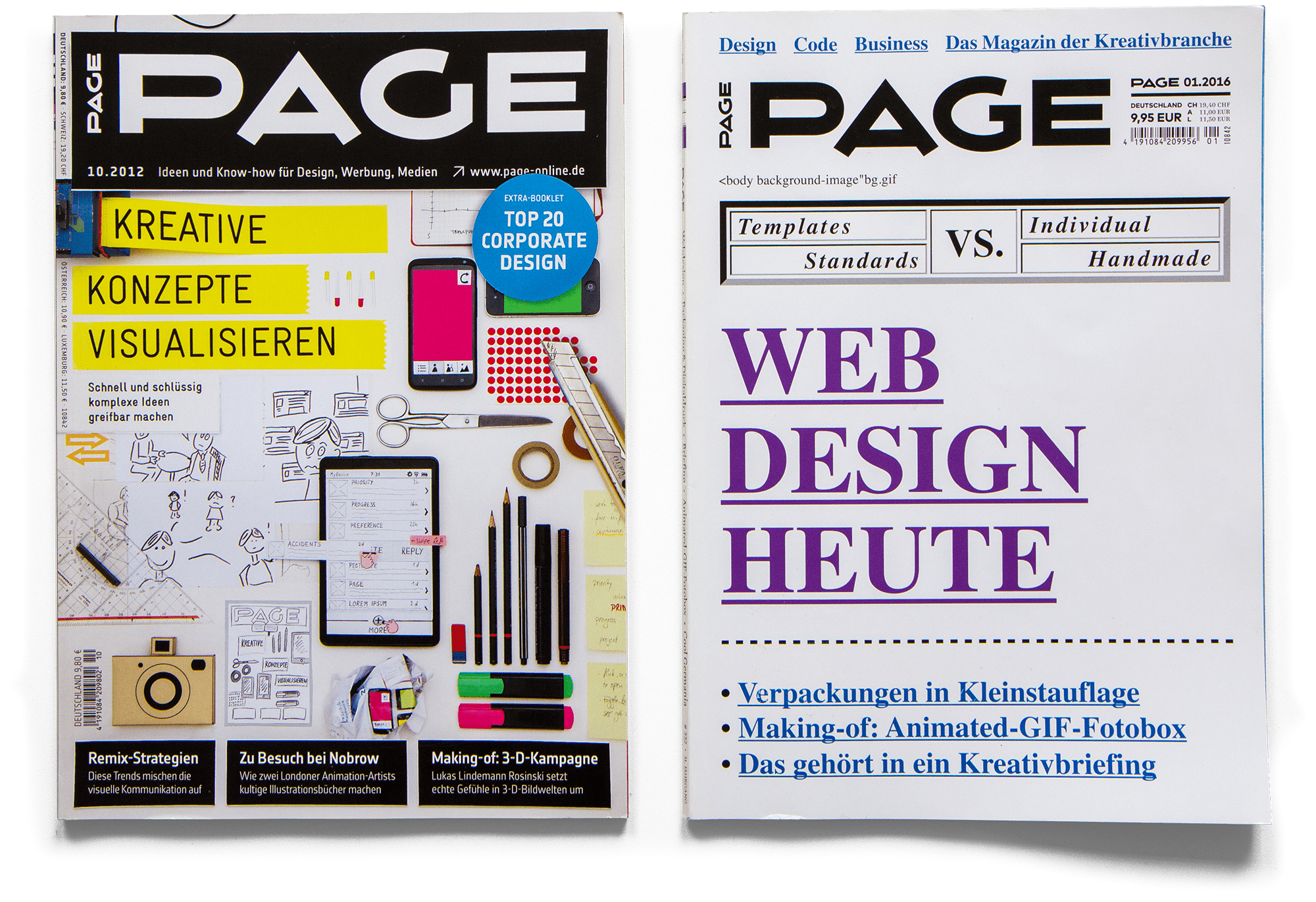 Page Covers