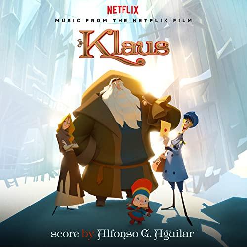 Klaus (Music from the Netflix film) de Alfonso G. Aguilar sur Amazon Music  - Amazon.fr