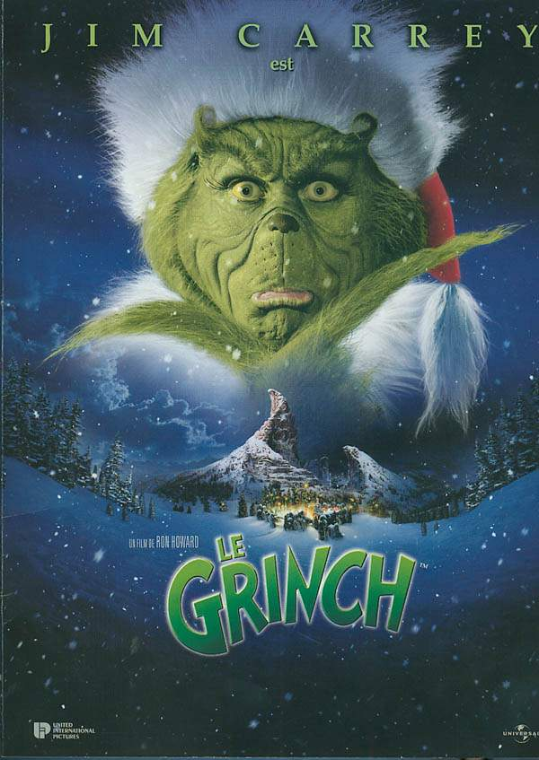 Achat Le Grinch en DVD - AlloCiné