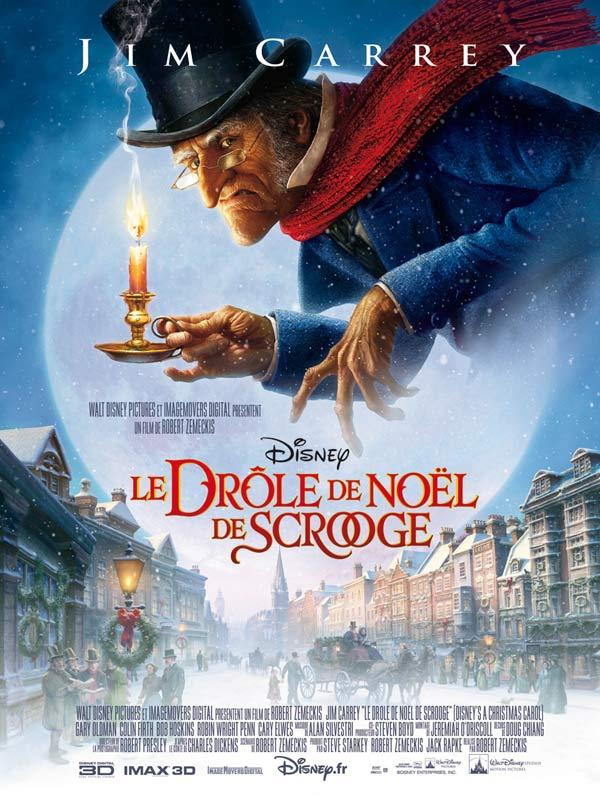 Le Drôle de Noël de Scrooge - film 2009 - AlloCiné
