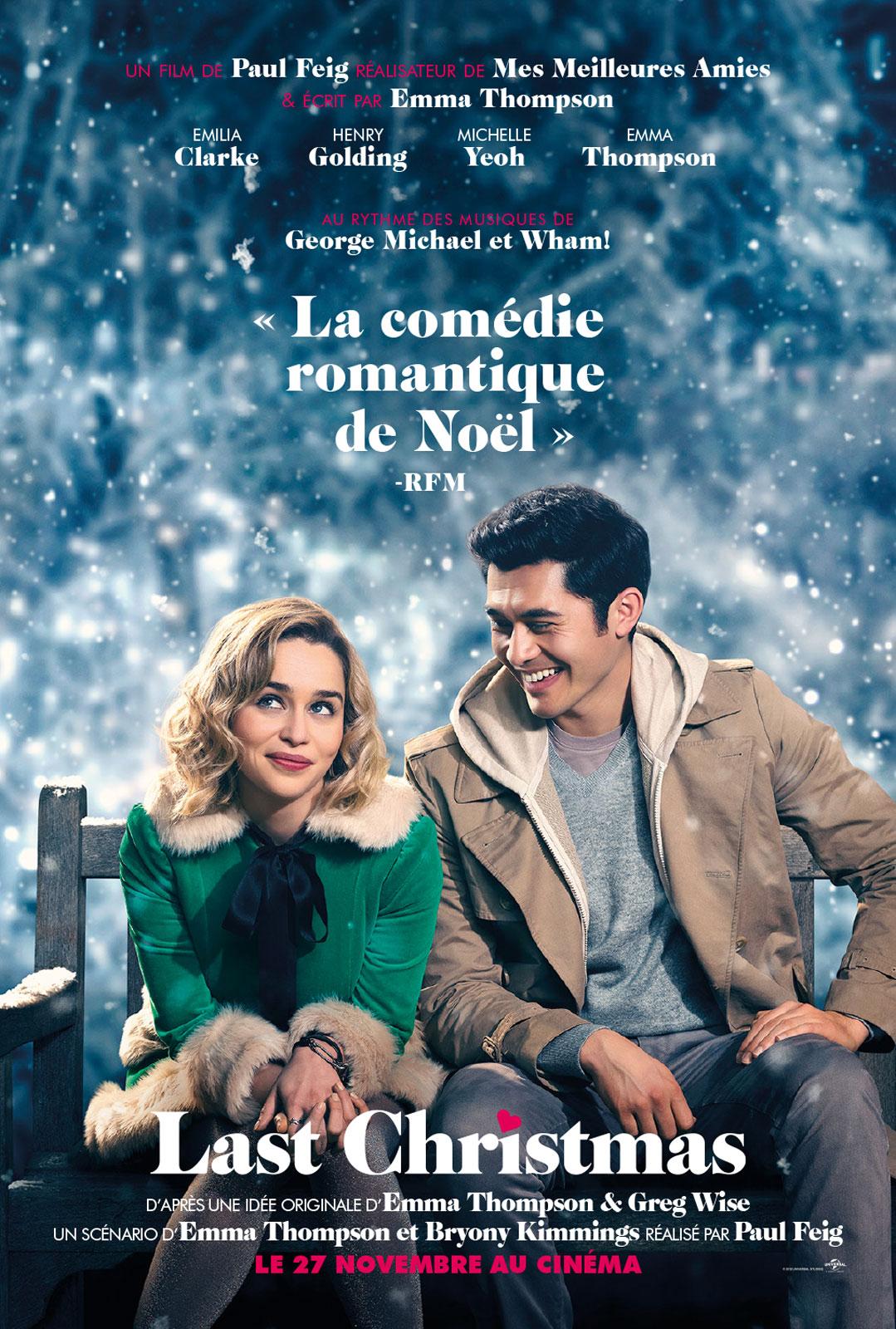 Last Christmas - film 2019 - AlloCiné
