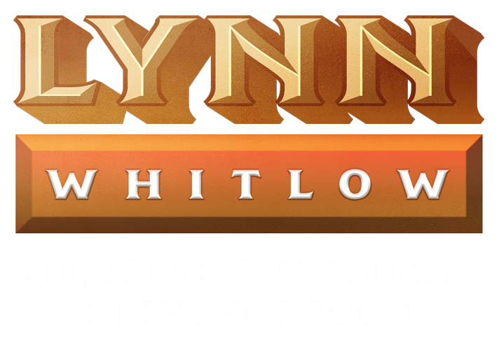 Lynn Whitlow is the Trusted Authority in the Hot Room