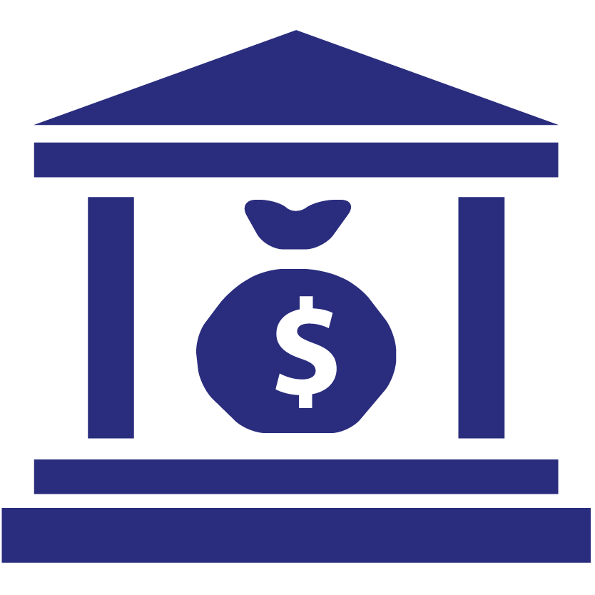 Bankruptcy insurance icon