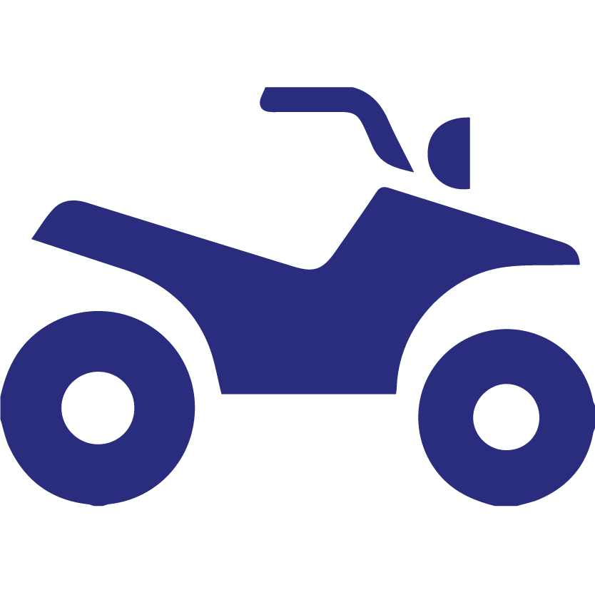 Motorsport & ATV insurance icon