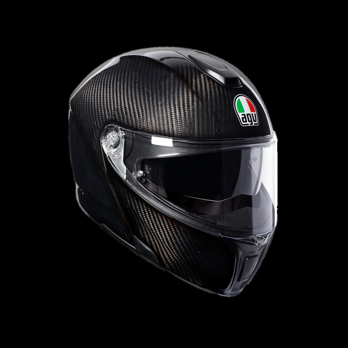 AGV sport modular helmet review - kane avellano @Bonnietour