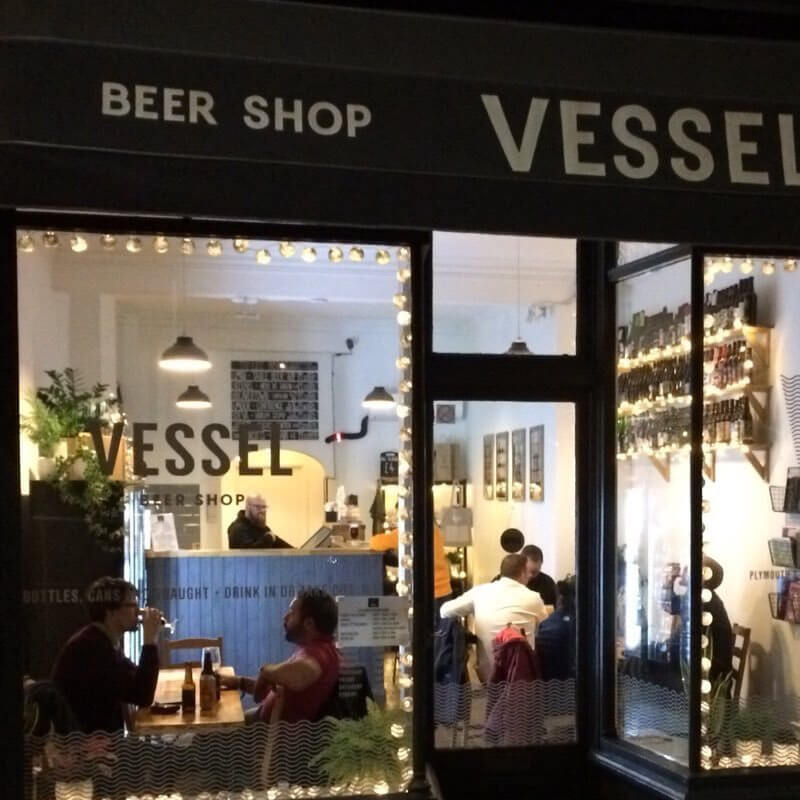 Vessel Beer Shop
