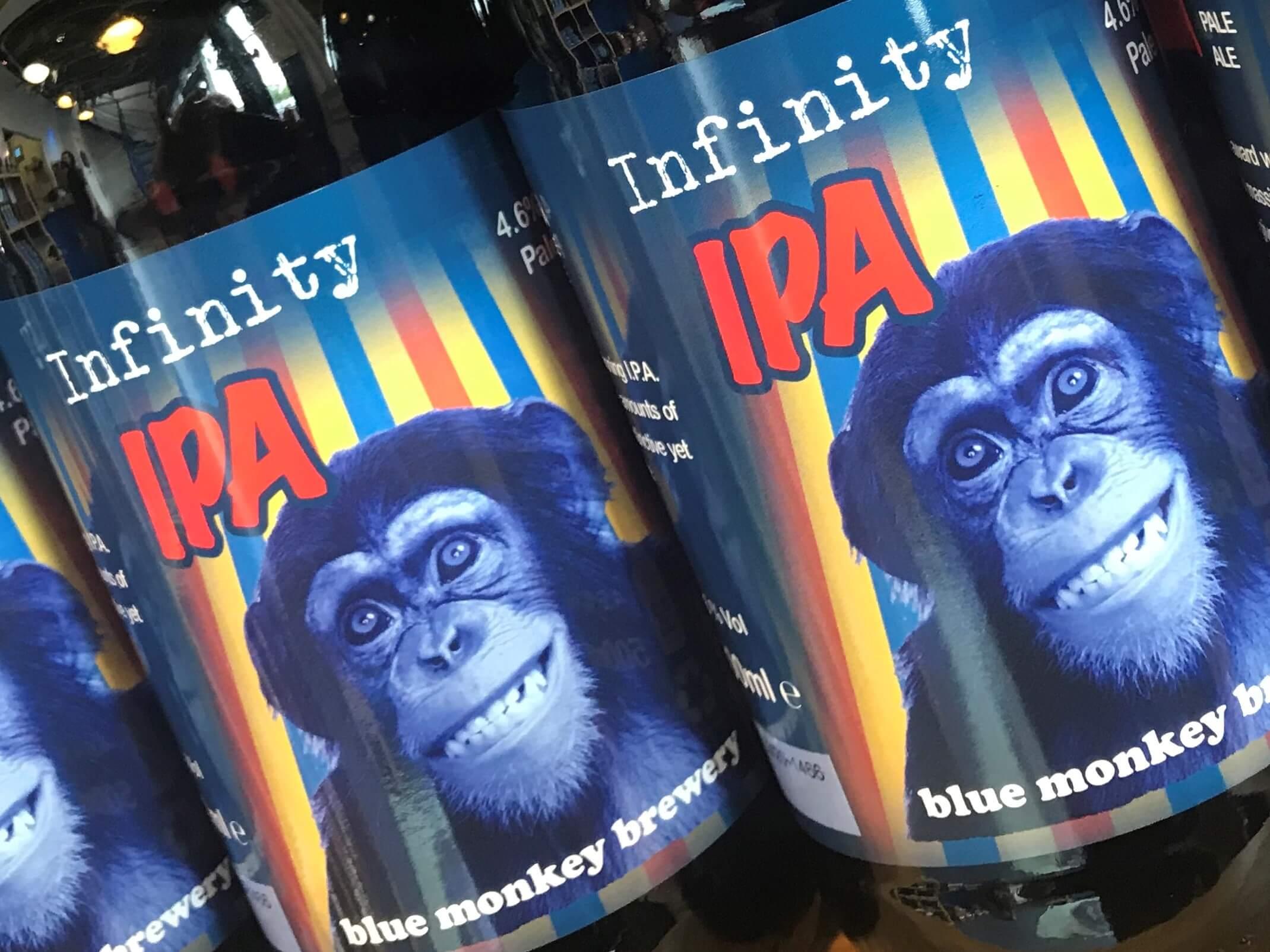 Blue Monkey Brewery
