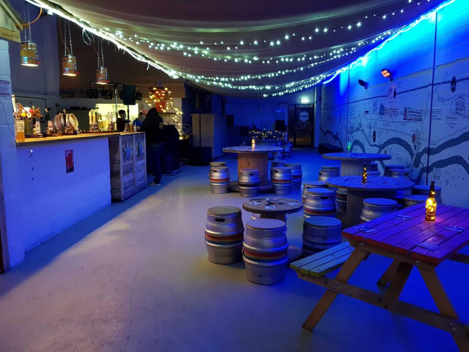 Burton Town Brewery