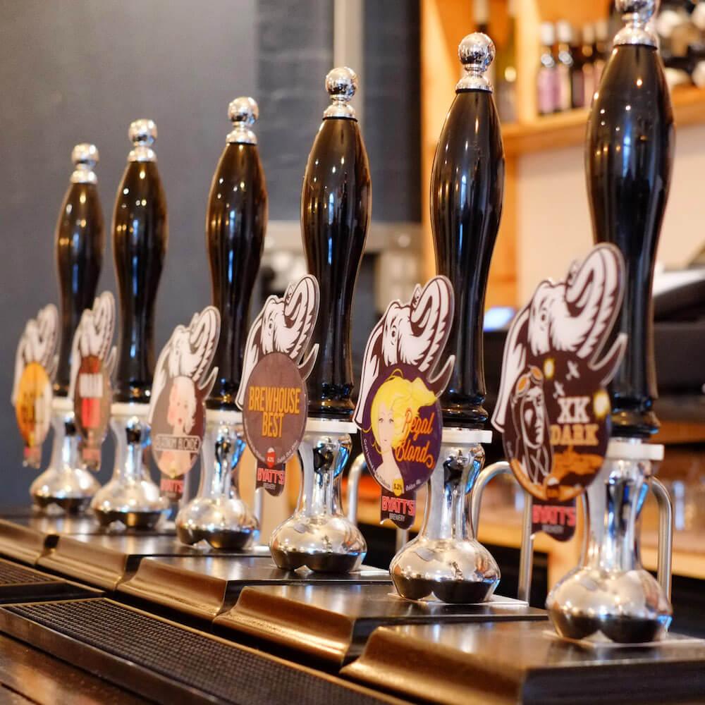 Byatt's Brewery