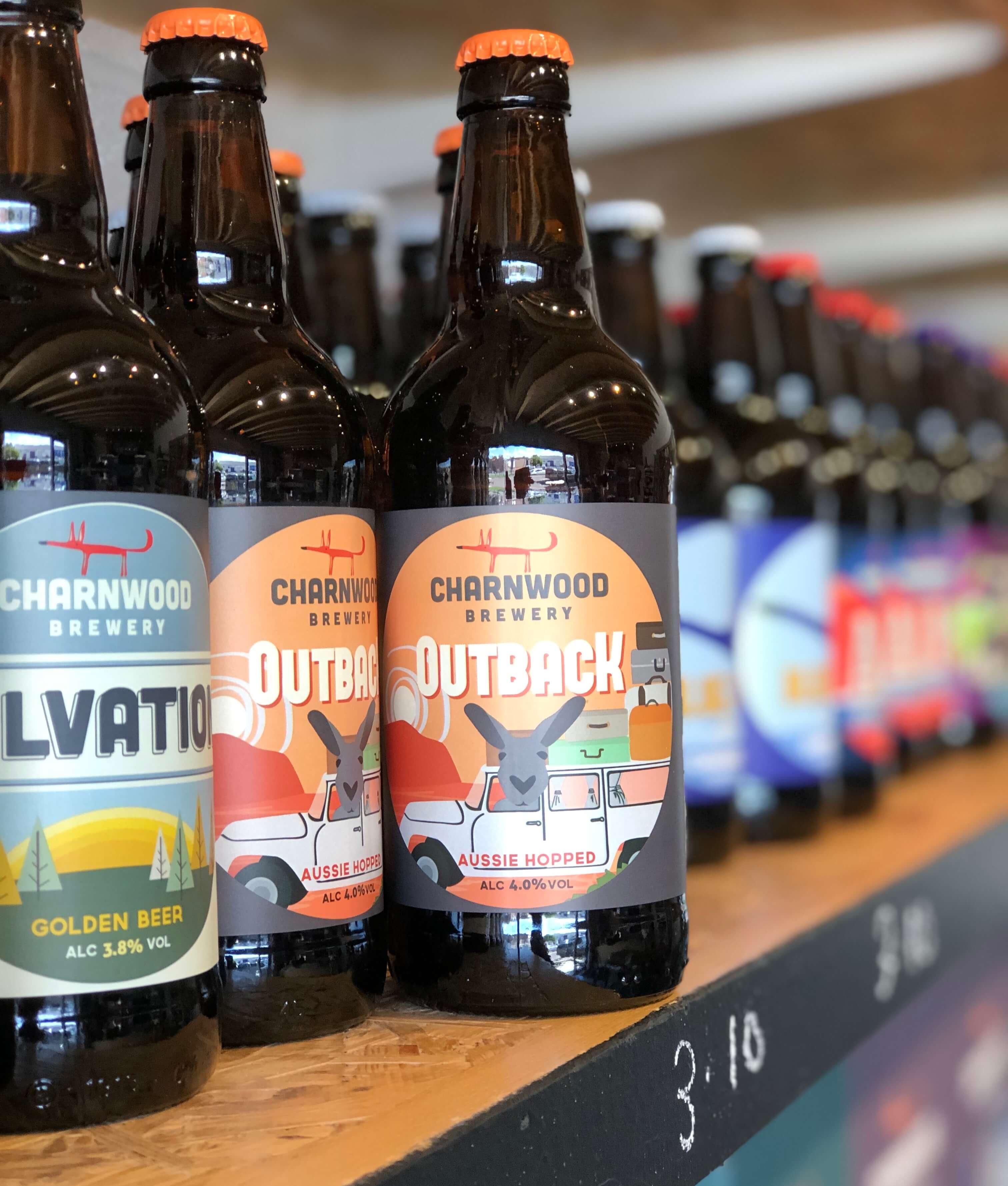 Charnwood Brewery