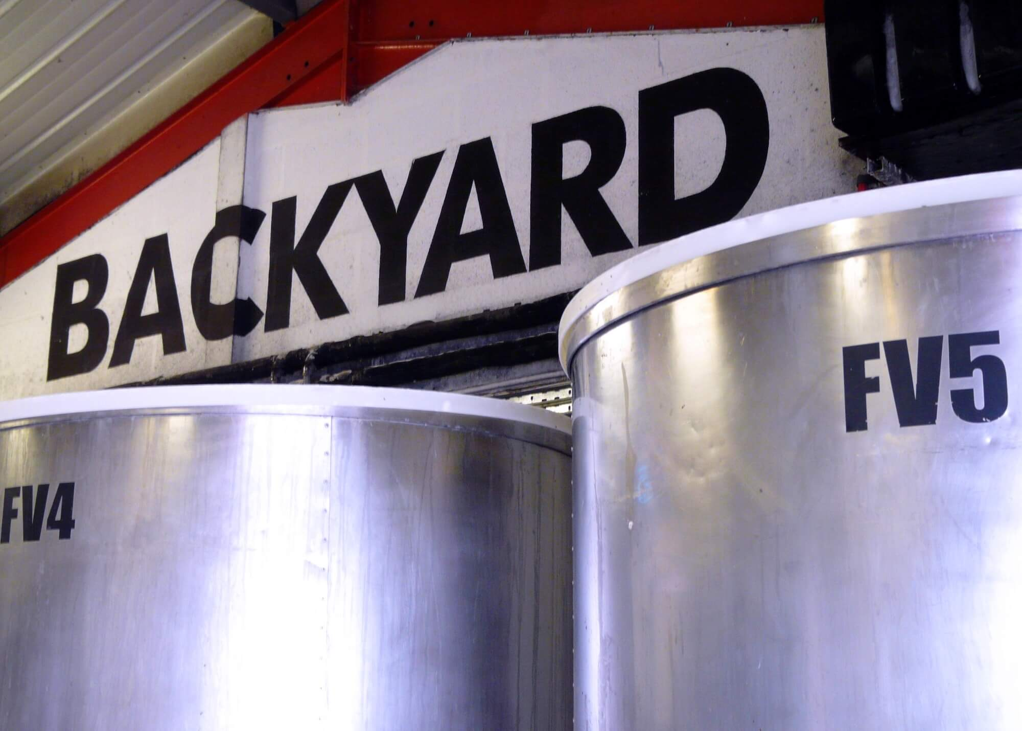 The Backyard Brewhouse