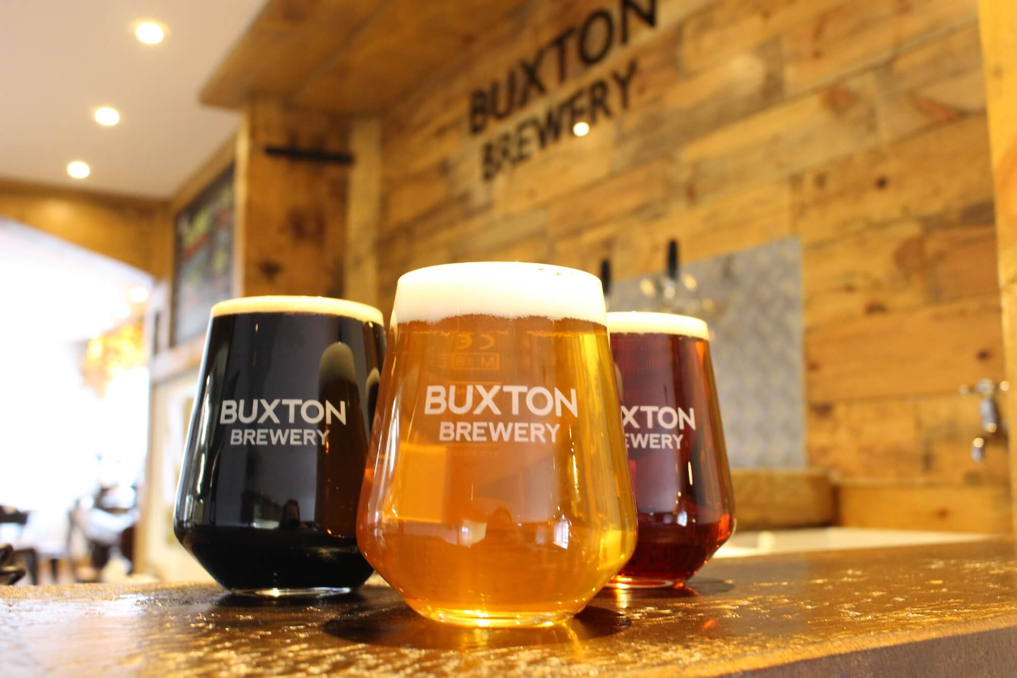 Buxton Brewery Taphouse