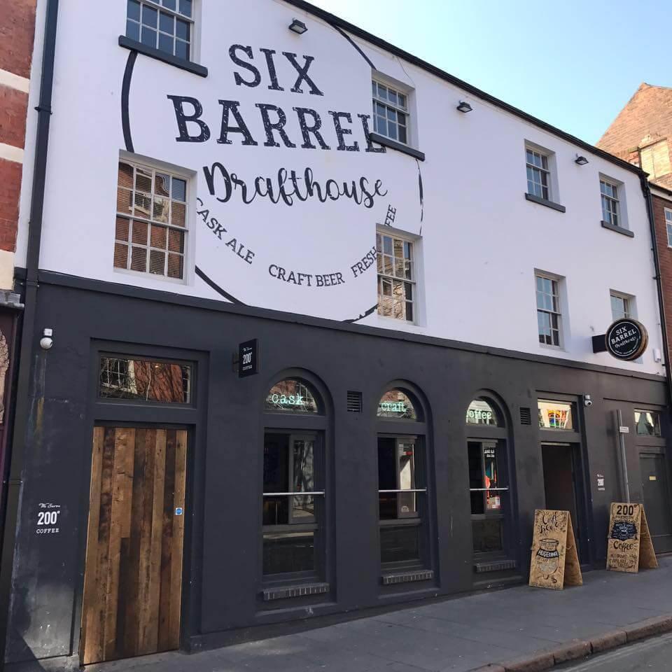 Six Barrel Drafthouse