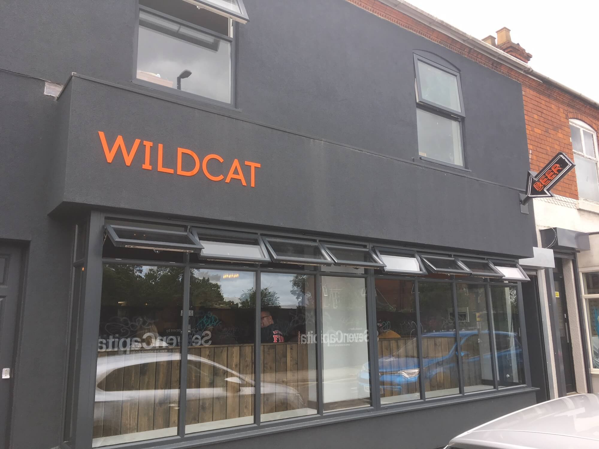 The Wildcat Tap
