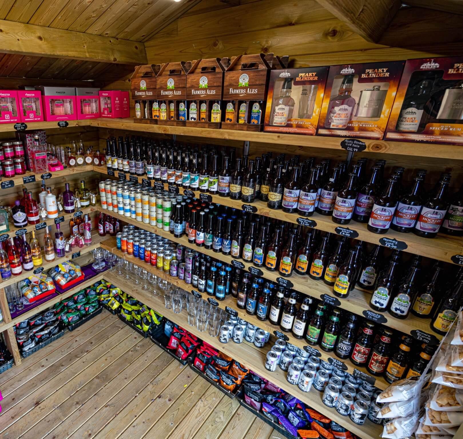 The Beer Hut