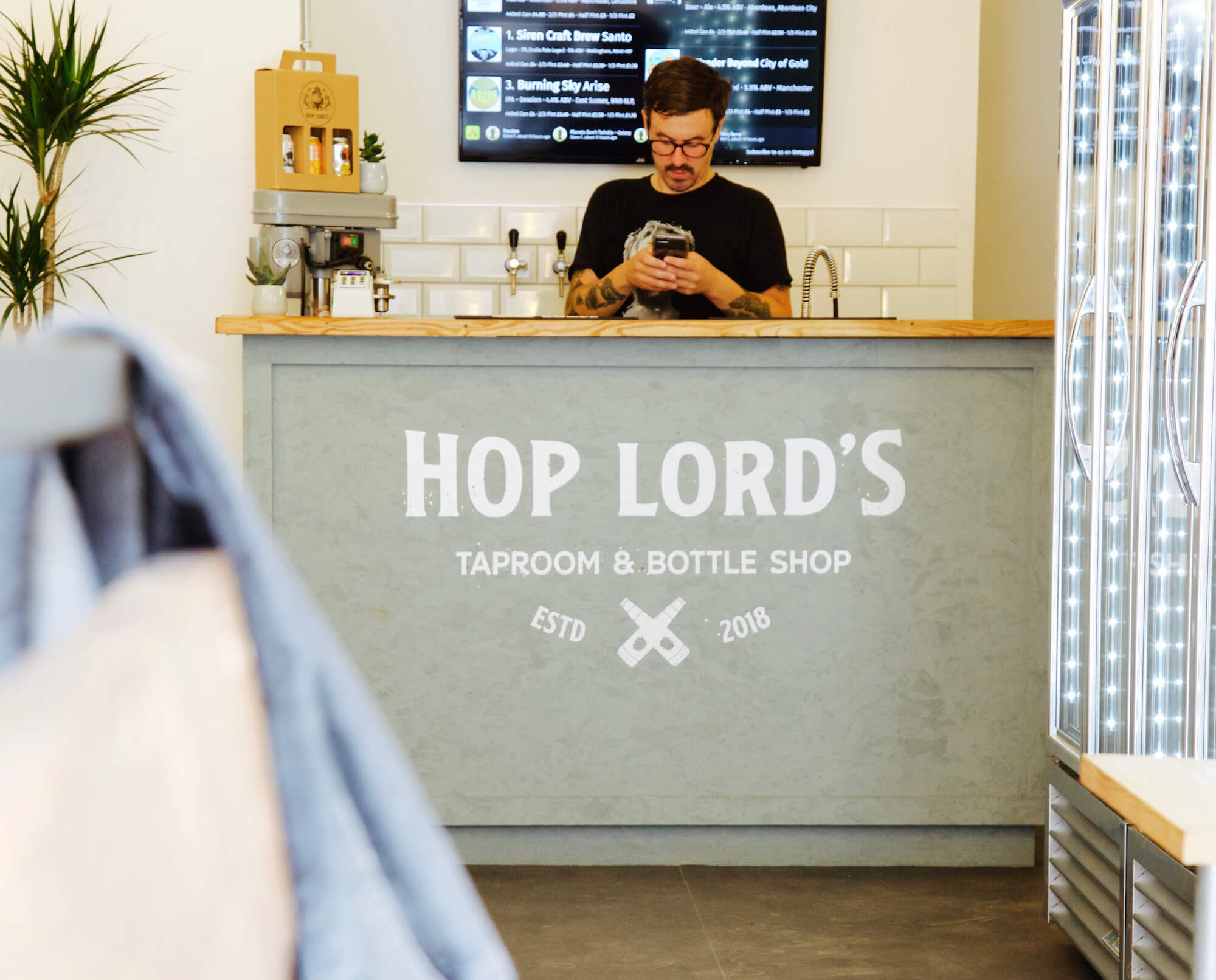 Hop Lord's Taproom & Bottle Shop