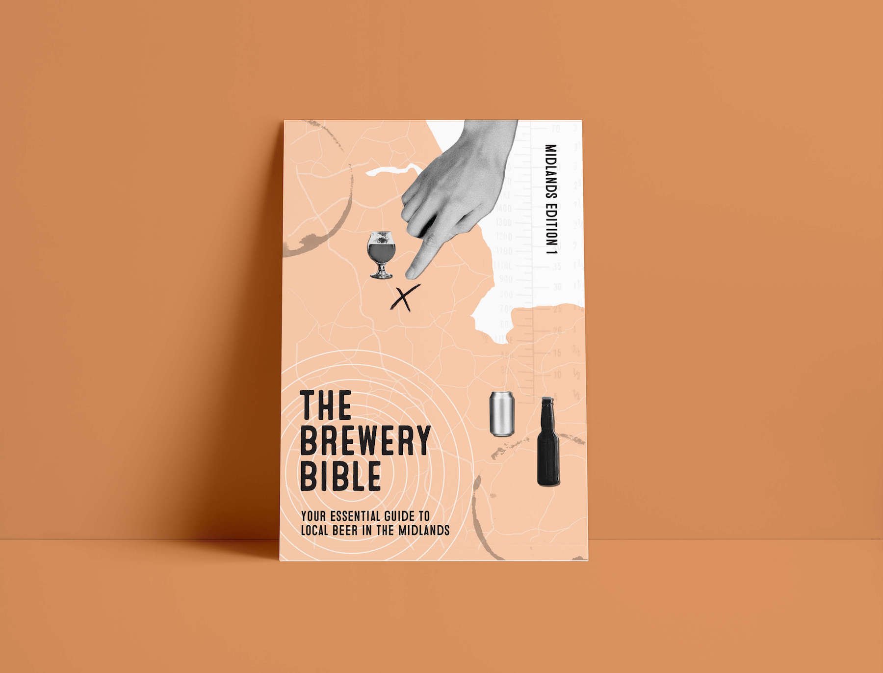 The Brewery Bible Midlands Edition (SAVE 75%)