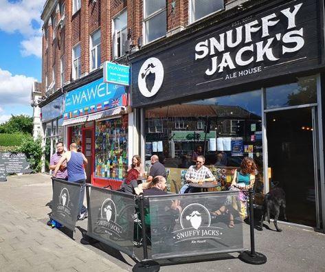 Snuffy Jack's Ale House
