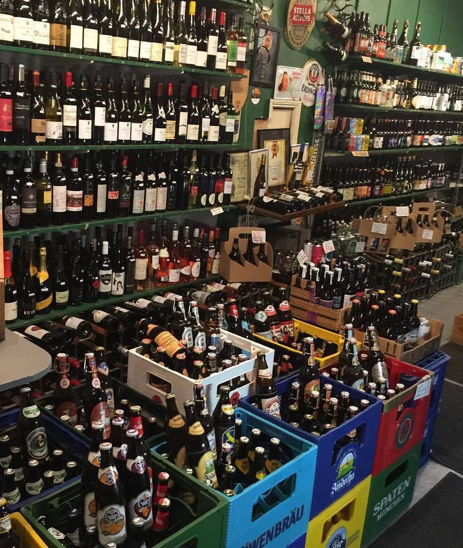 The Offie Specialist Beers & Wines