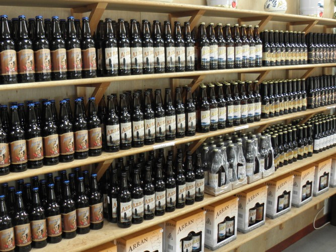 Isle of Arran Brewery