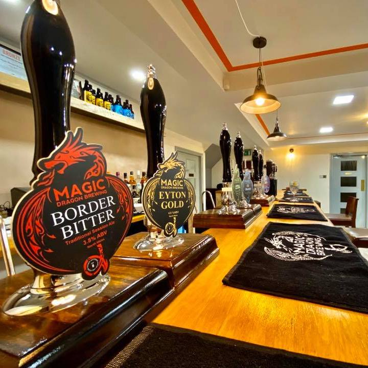 Magic Dragon Brewery Tap