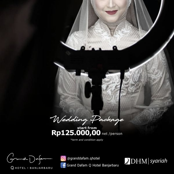 GDQHB Wedding Package