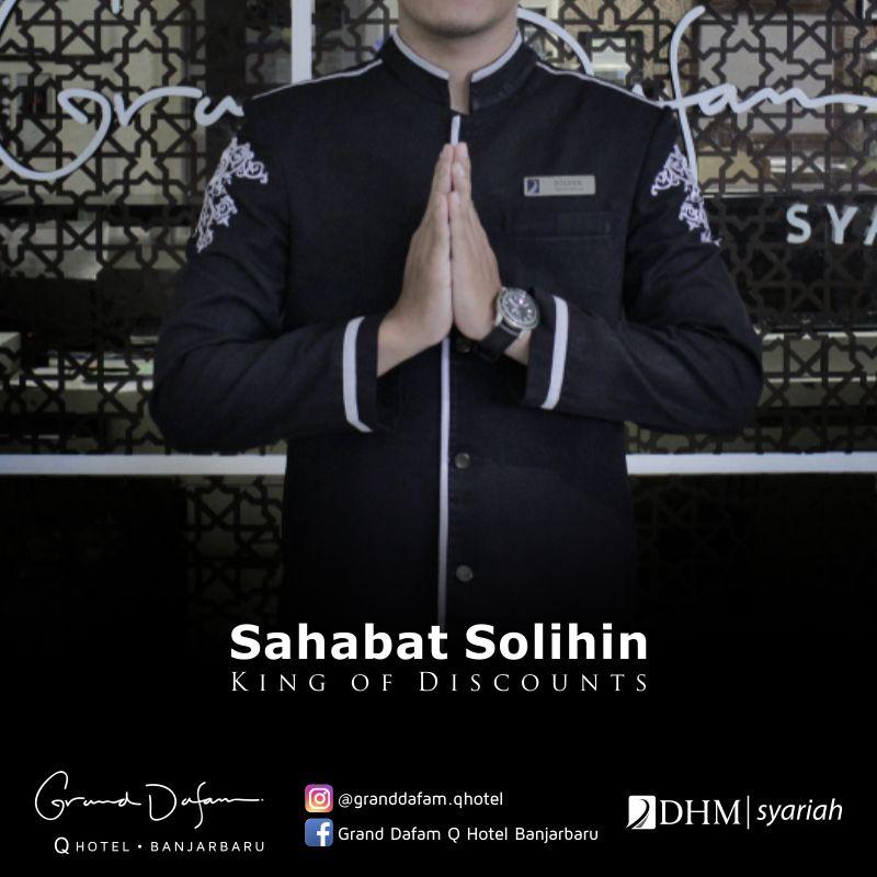 GDQHB Sahabat Solihin