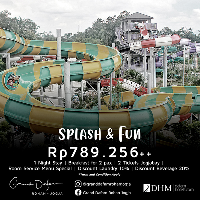 GDRJ SPLASH & FUN