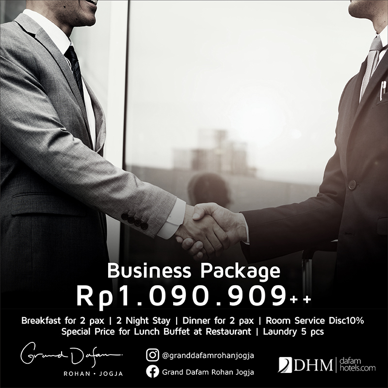 GDRJ BUSINESS PACKAGE