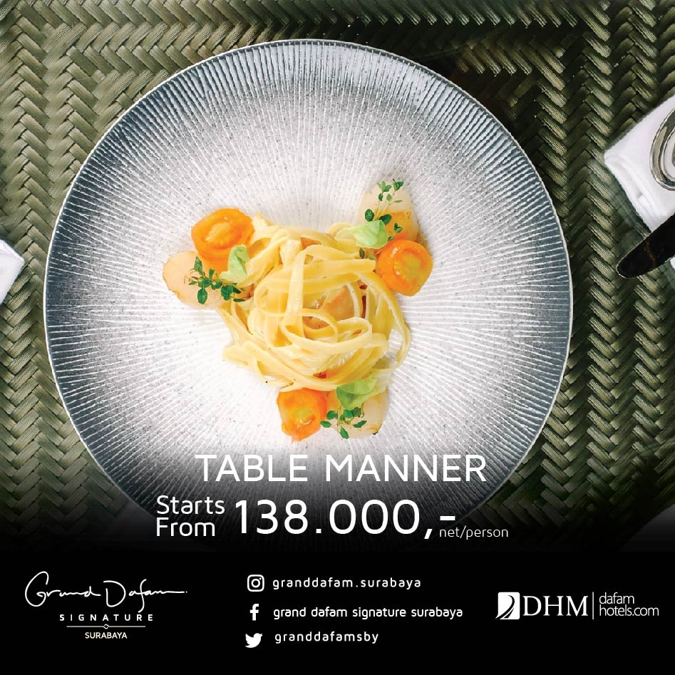 GDSS Table Manner