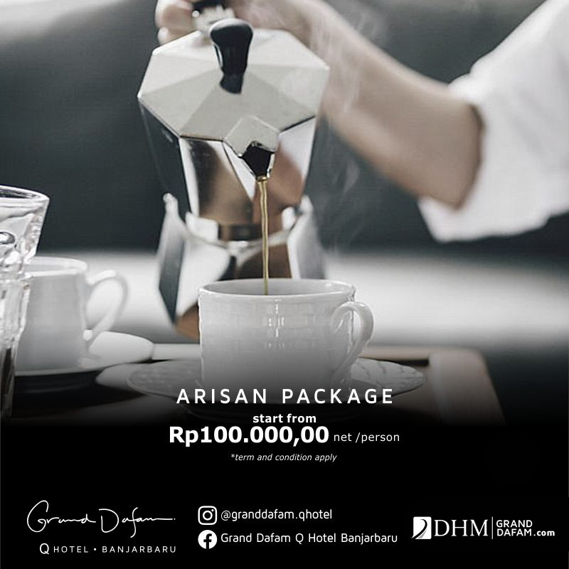 GDQHB Arisan Package