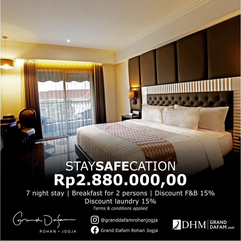 GDRJ STAYSAFECATION