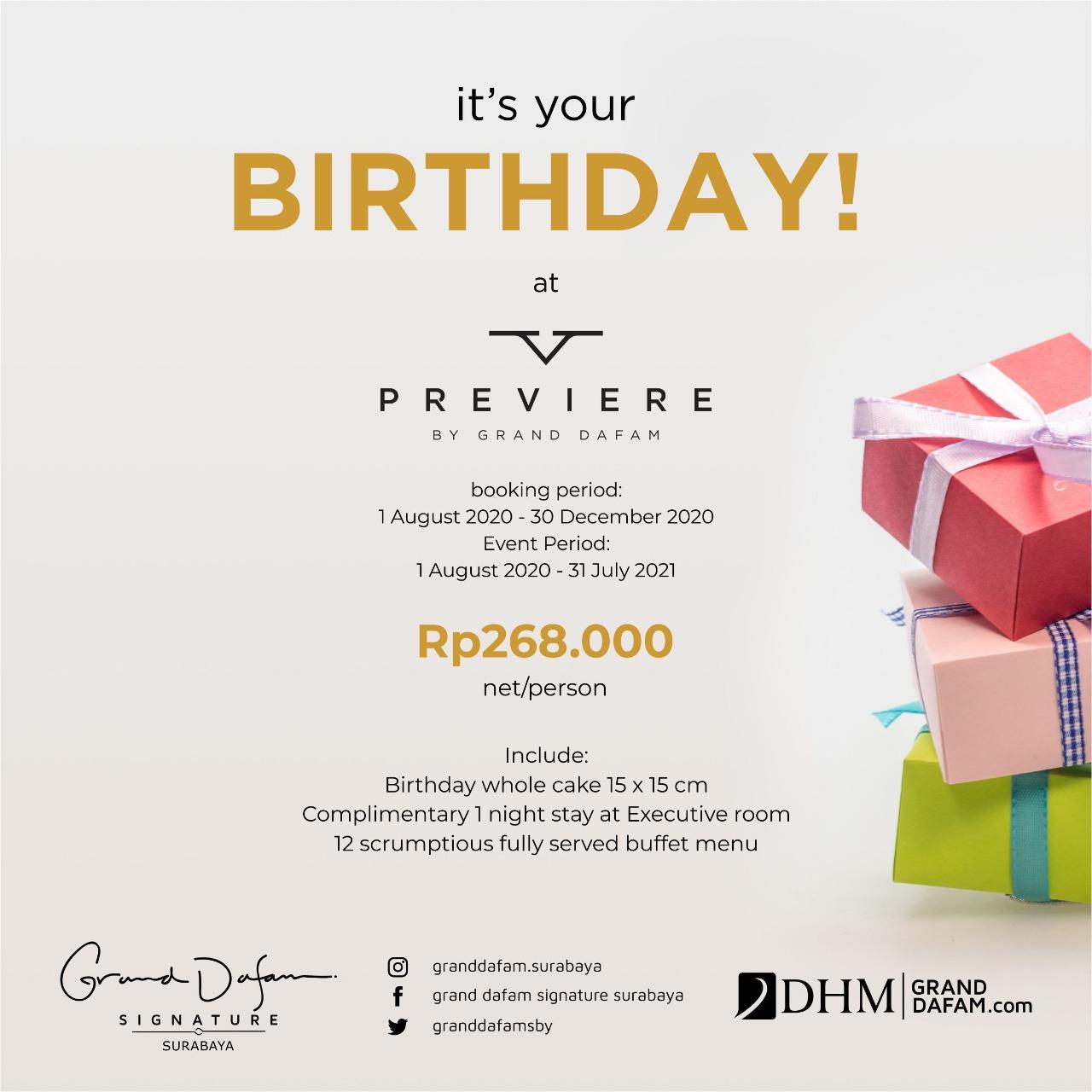GDSS Birthday