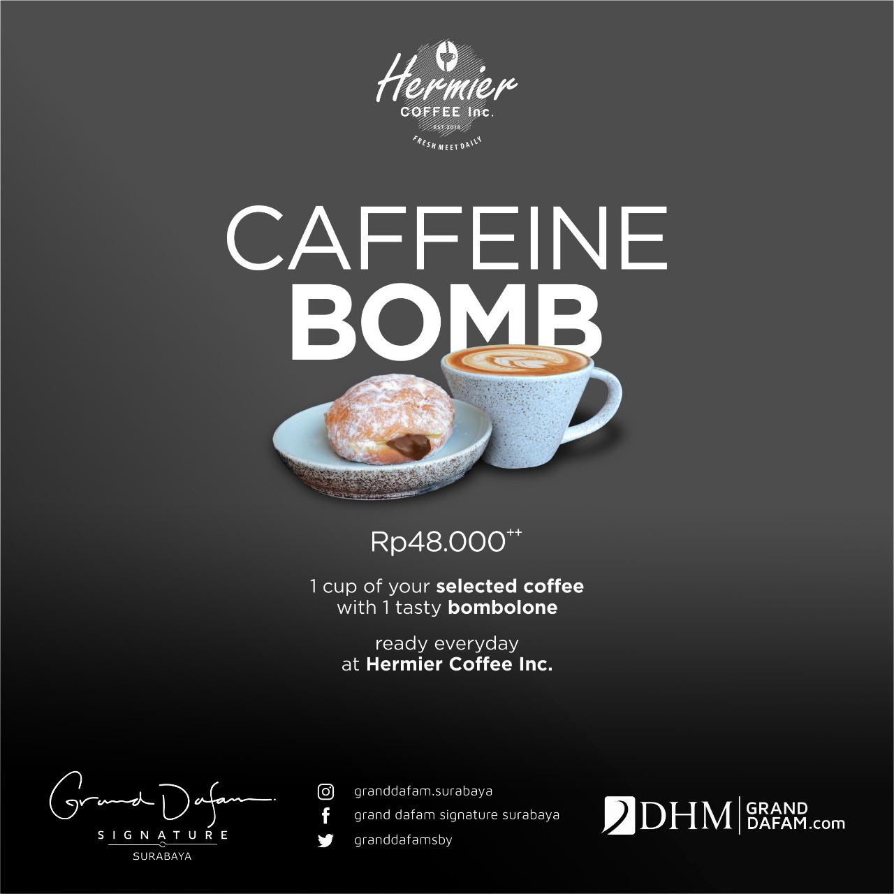 GDSS Caffeine Bomb