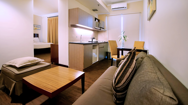 GDAJ - Executive Two Bedrooms