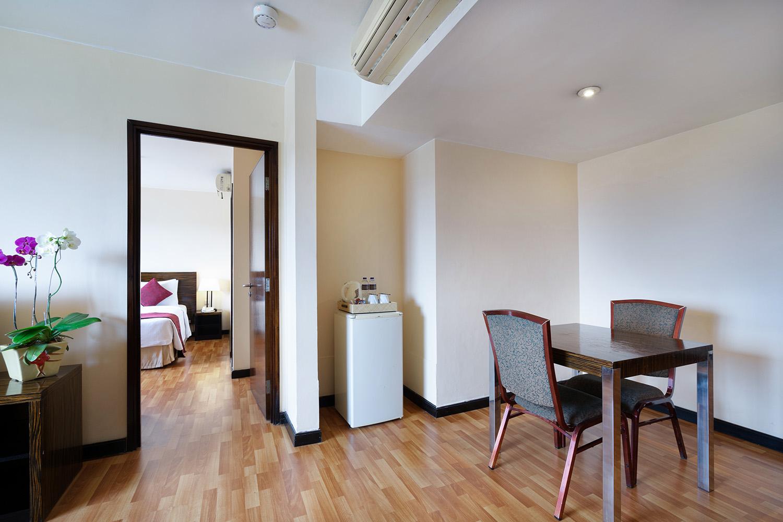 GDBB Suite Three Bedrooms