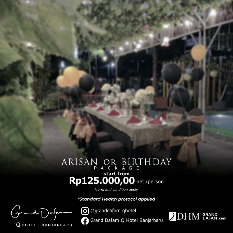 GDQHB Birthday Arisan