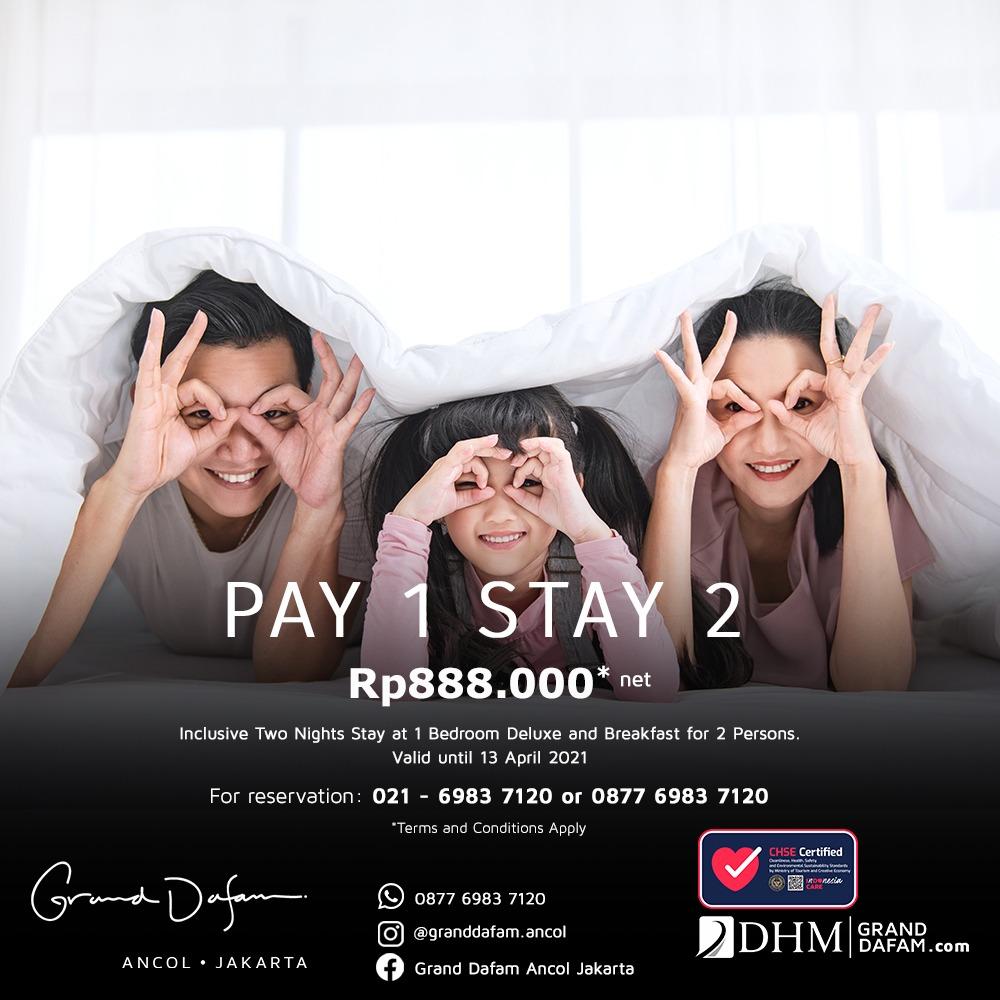 GDAJ Pay1 Stay2