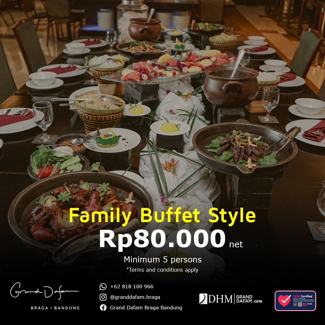 GDBB Family Buffet