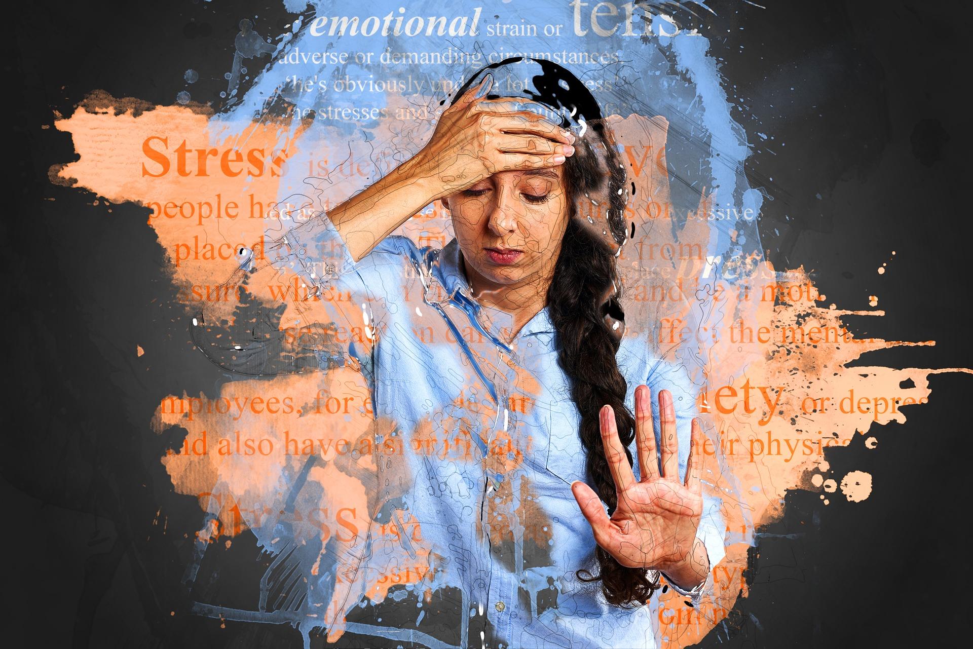 Stressi altistaa syömisen haasteille – Millaisista keinoista voi hakea apua?
