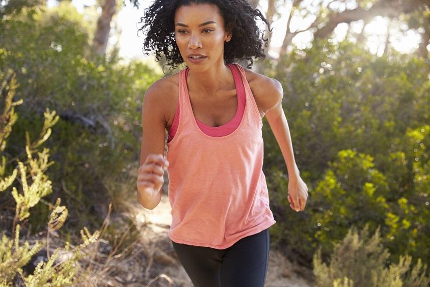 Woman endurance