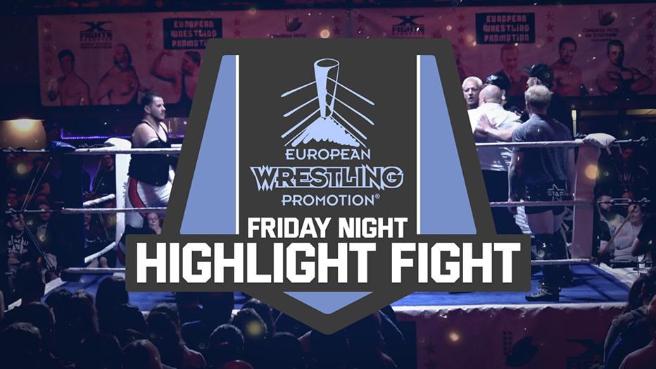 PÖBELKÖNIG GEGEN HEADBANGA - DER FRIDAY NIGHT HIGHLIGHT FIGHT
