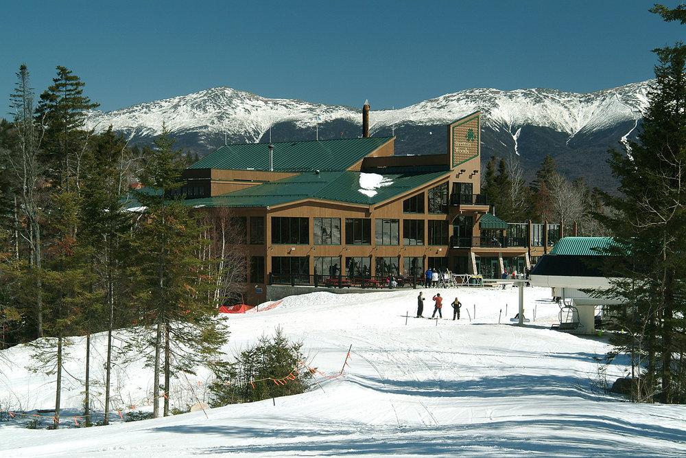 Trung tâm cao nguyên Lodge, Bretton Woods, New Hampshire