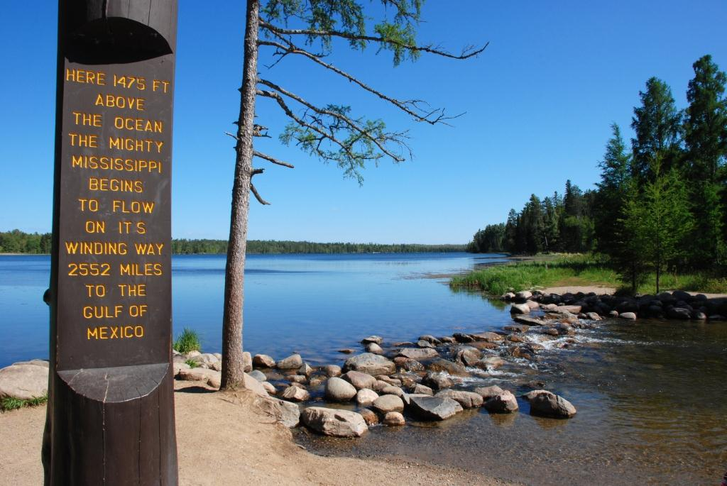 Nhà nghỉ Headwaters HI Mississippi, Công viên bang Itasca, Minnesota